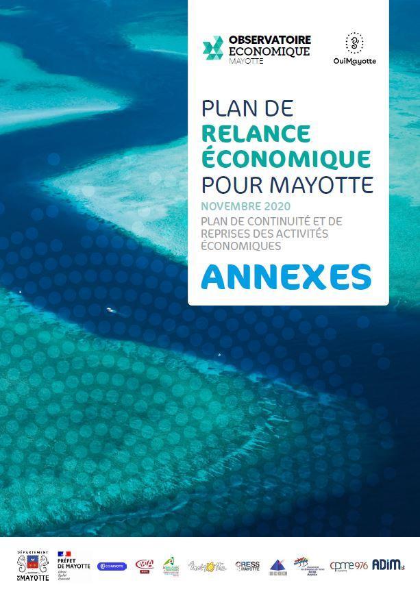 Plan de relance économique Annexes