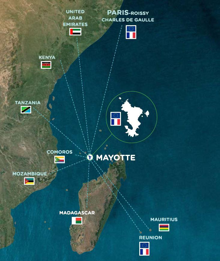 Mayotte the place to BE