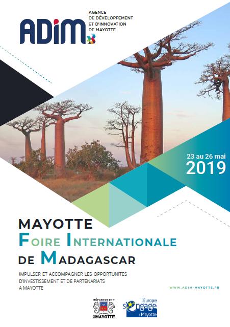 Foire internationale de Madagascar 2019