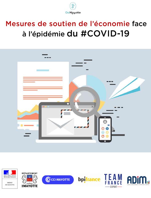 Guide des mesures  de soutien à l'économie face à l'épidémie du COVID-19